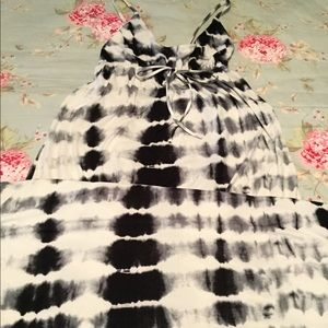 Poof! Maxi Dress or Bathing Suit Coverup